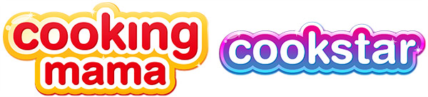 Cooking Mama Cook Star Logo